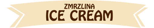 Ice Cream - zmrzlina - label