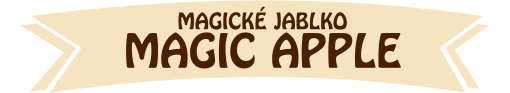 Magic Apple - Magické jablko - label