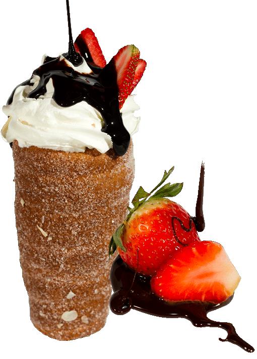 Strawberry passion - jahodové pokušení